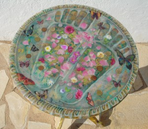 Buddha Feet Table - Simona Marziani