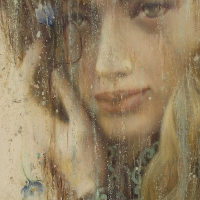 Was raining -SIMONA MARZIANI